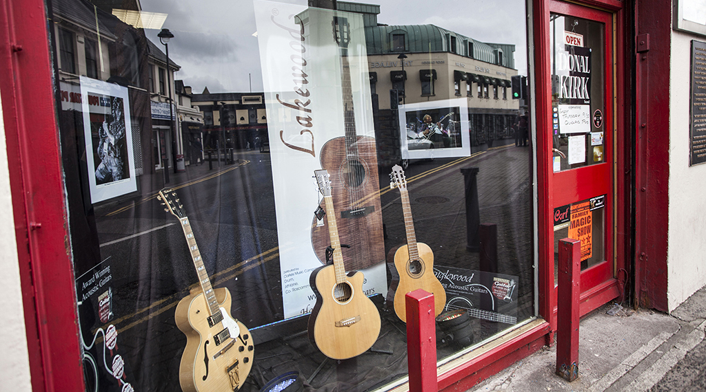 Monastery Music, Clondalkin, Dublin